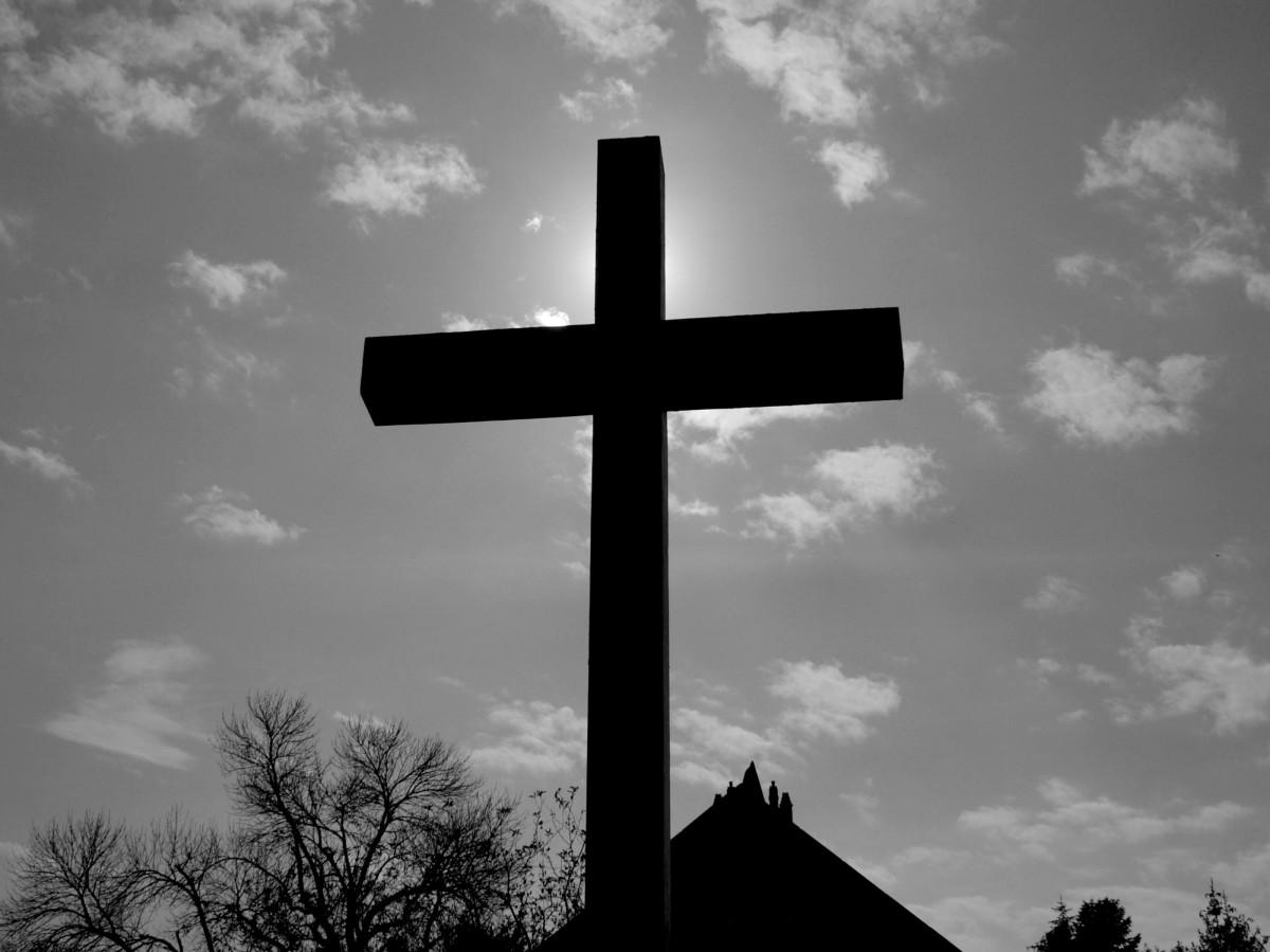 black-cross